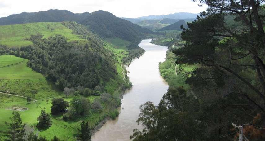 紐西蘭這條河不僅有名字,還有「人權」!旺阿努伊河的「生命故事」與毛利人的150年法律之爭