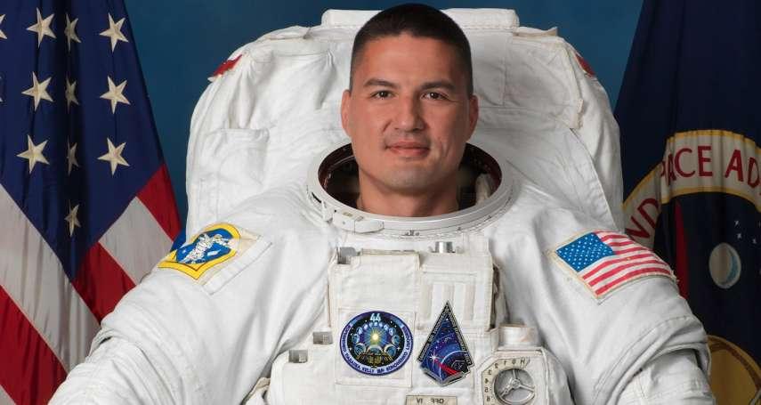 從外科醫師到登月探險 台裔太空人林琪兒的不思議旅程