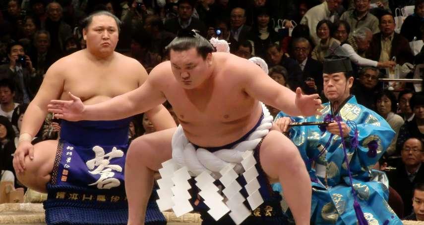 頂級相撲力士染疫第一人:第69代橫綱白鵬確診!同一相撲部屋力士緊急篩檢新冠