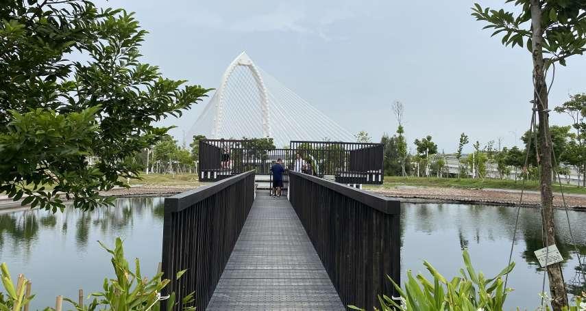 城市綠色寶藏 台中中央公園躍升全國知名景點