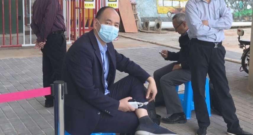 在中國當律師好難......為12港人案辯護,盧思位、任全牛遭吊銷律師執照