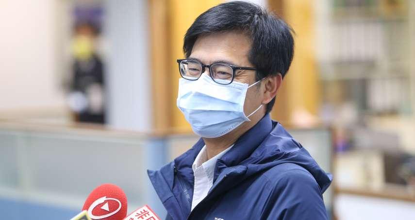 「高雄空氣1年殺500人!」蘇偉碩點名陳其邁:有沒有提出少殺人方案?