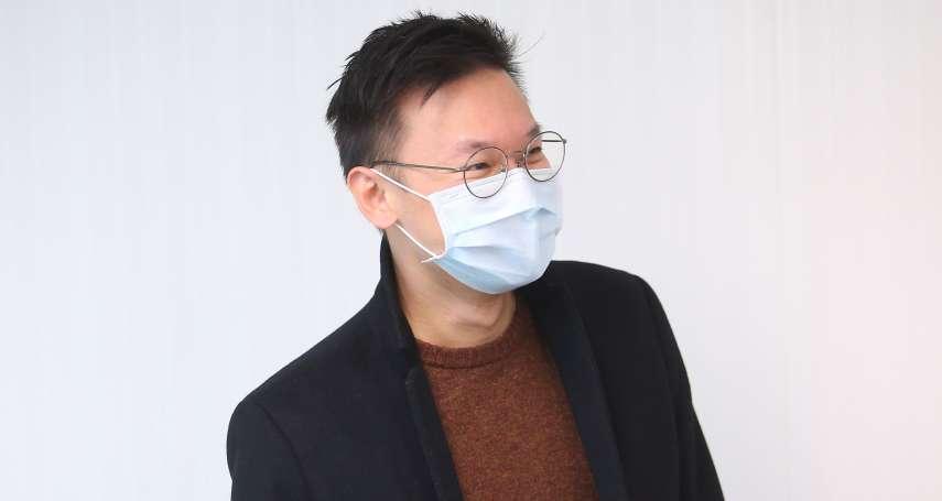 香港圍捕民主派人士 陳菊、林飛帆臉書聲援