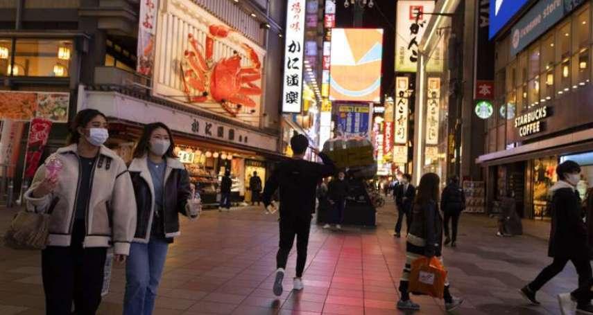 日本東京新冠肺炎確診人數再創新高!政府將發布緊急事態宣言