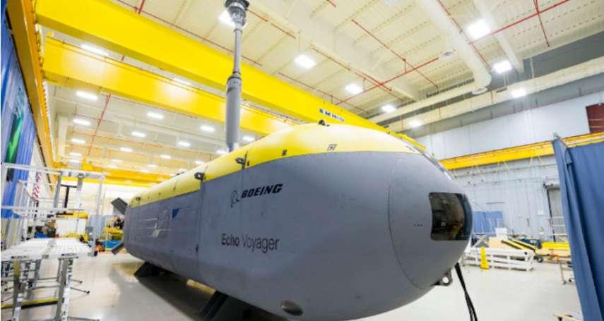 中科院打造「台版殺人鯨」強化水下不對稱戰力