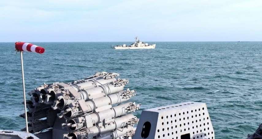 觀點投書:印越「合縱」之勢,劍指南海