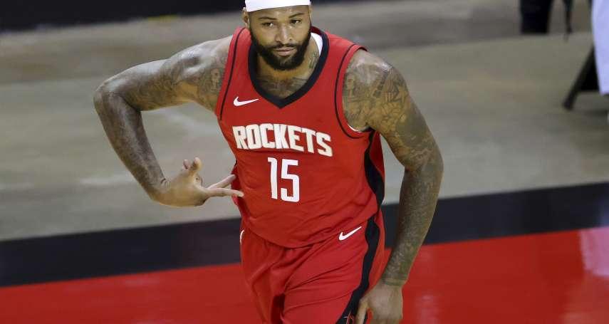 NBA》前總管挺港被封殺 中國15個月後首度轉播火箭隊賽事