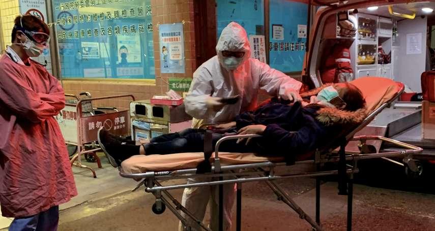 台灣爆院內染疫 重症醫吐心聲:醫護絕不願被感染