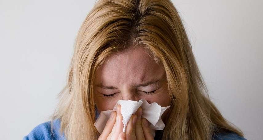 鼻塞、黃鼻涕持續7天以上?醫師警告:放著不管恐賠上性命!