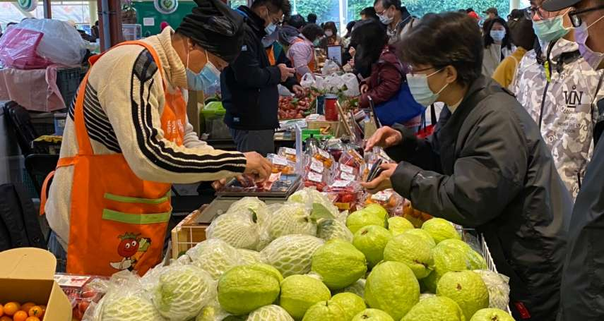 高雄蜜棗前進台北希望廣場 產地直送冬季限定好滋味