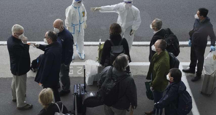 過境新加坡篩檢呈陽性 WHO調查團2成員遭中國拒絕入境