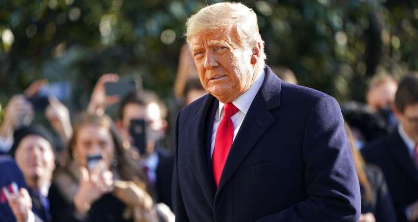 嚴震生觀點:C for Confrontational ─爭議與挑釁常伴總統,不會讓國家偉大