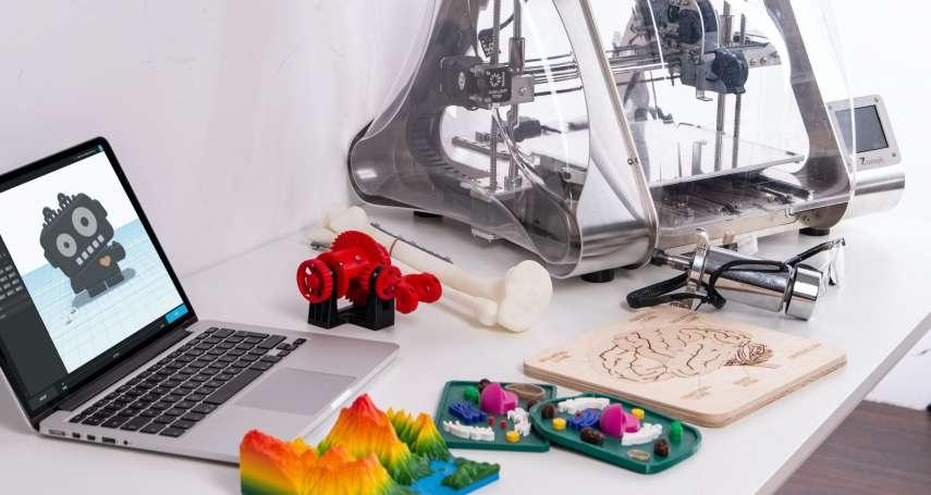 想吃什麼,它全都能印出來?一窺3D食物列印機如何達到印刷可食的境界!