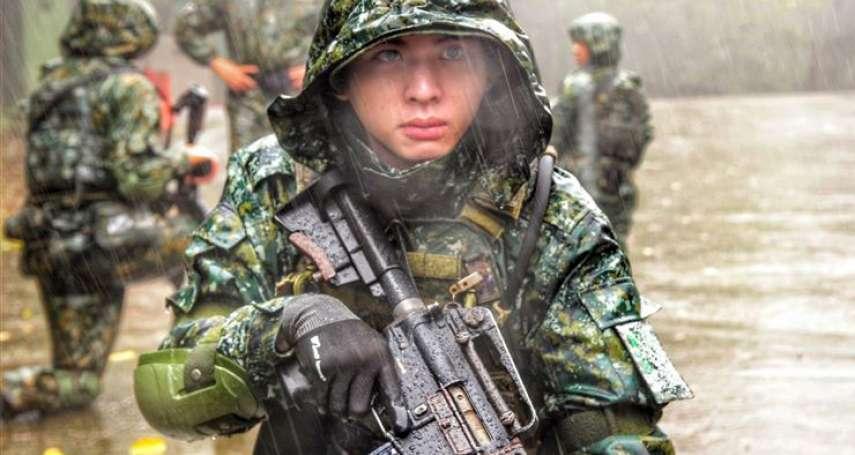 不讓共軍突襲我中樞 終年低溫下雨的陽明山神秘駐防部隊罕見曝光