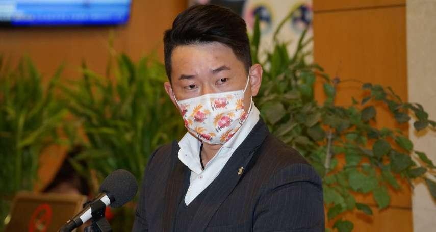 民進黨助抗刪Q但要他多努力 陳柏惟擬「到批評者家坐坐」破除質疑