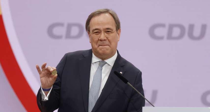 解密》梅克爾接班人是他?9月有望成為德國總理 拉謝特對俄、對中立場挨批「太軟」