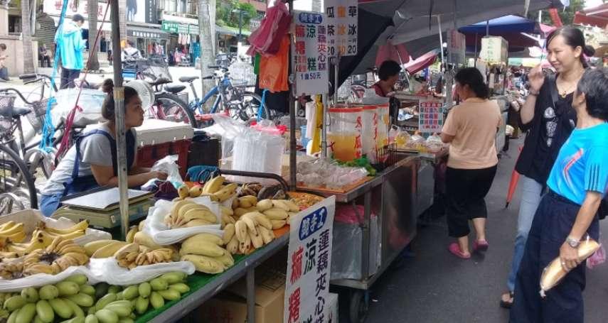 朱淑娟專欄:停業半年的雙連市集,農曆年前可望重新開張?