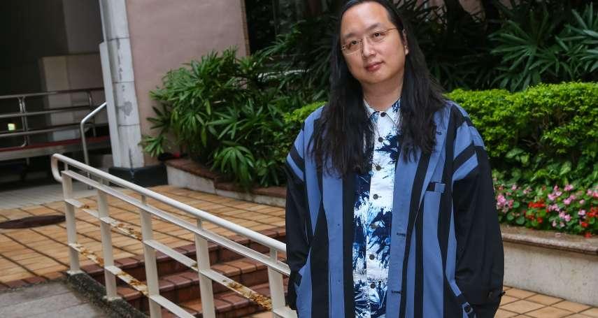 獨家》「天才IT大臣」唐鳳報恩日本之旅:東京奧運進場服做「1男1女」