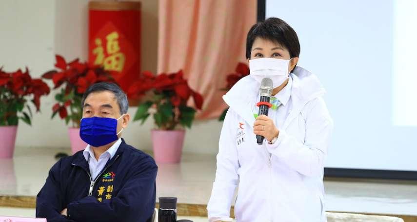 中市改善空污 109年PM2.5創歷史新低