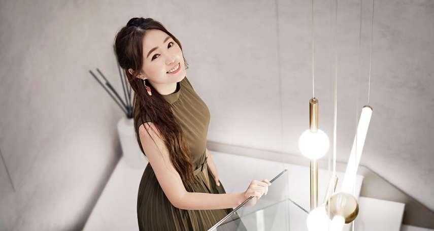 副業女王詹子晴,4年內坐擁7家公司!32歲當闆娘氣勢十足,超強創業5心法曝光