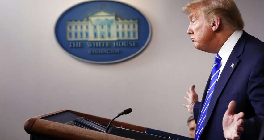 川普時代的最後事實查核 美聯社痛批:即使在總統的吿別演說裡,他依舊滿口謊言