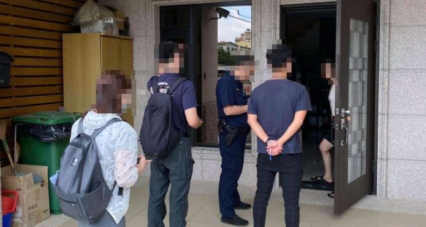 中市強力查緝日租套房 查獲5家處罰金並勒令歇業