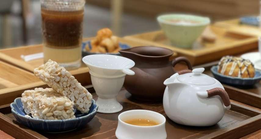 演譯台灣歷史的下午茶  盡在一號糧倉的時光隧道中