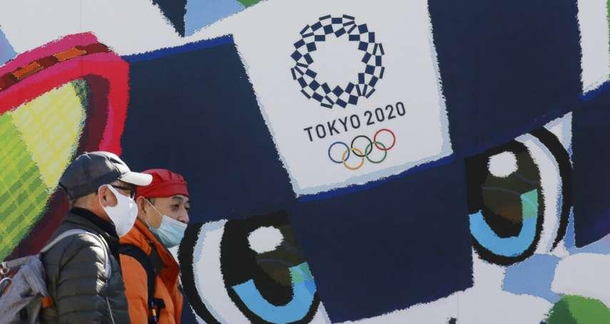 東京奧運今年恐不開放觀眾入場 日本學者估算:經濟損失上看2.4兆