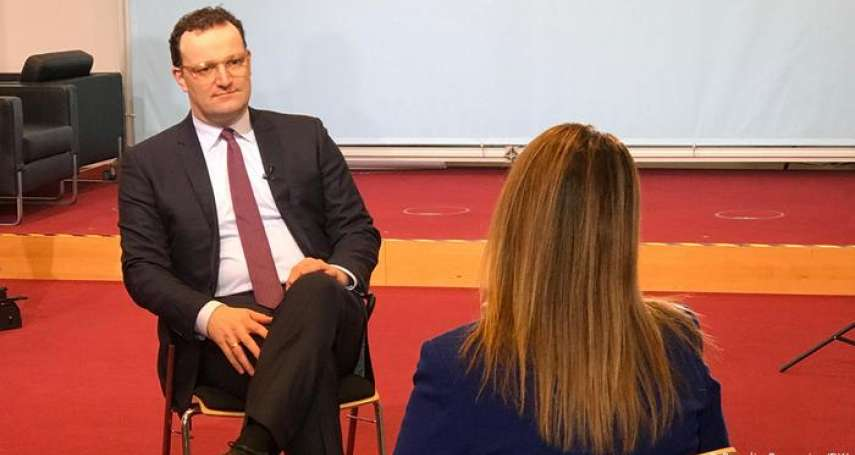 DW專訪「德國陳時中」,聯邦衛生部長坦言:歐洲在醫藥資源方面過於依賴中國