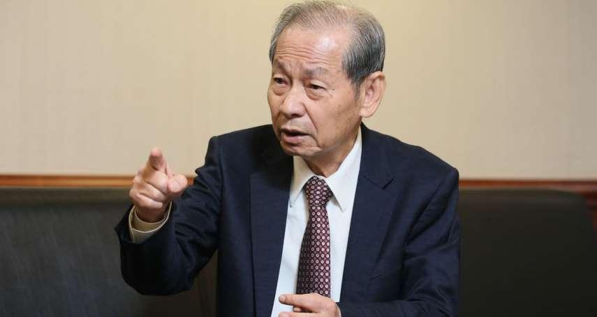 台塑石化董座陳寶郎在想著怎麼讓油廠不煉油