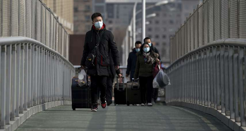 「我已經半年沒回家⋯⋯」春運拉開帷幕,中國民眾面對「就地過年」號召的糾結