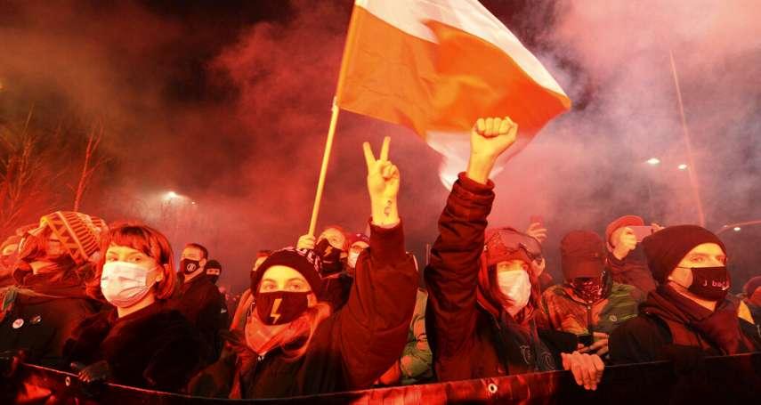 一輩子都會害怕懷孕……波蘭幾乎全面禁止墮胎,婦女絕望抗爭「世界末日」