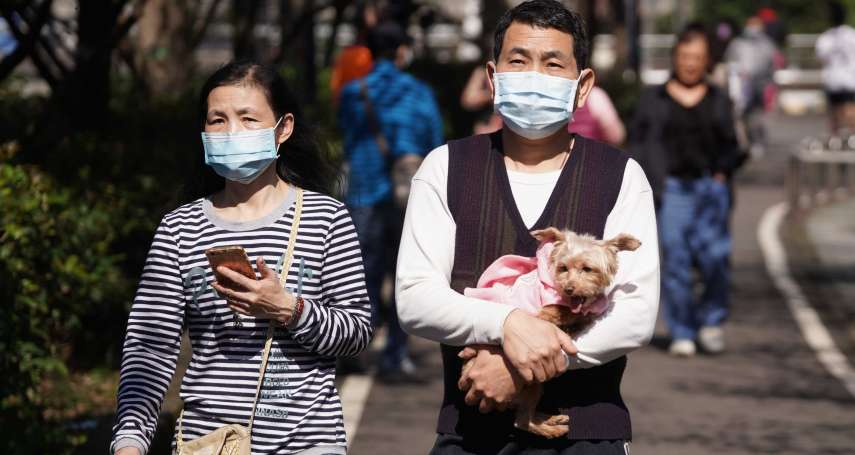 觀點投書:台灣防疫厲害嗎?是台灣人民愛戴口罩救了台灣吧