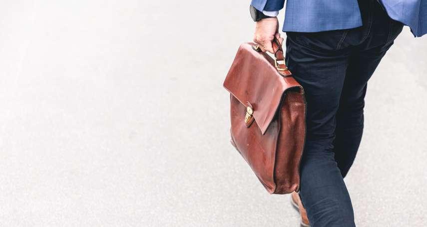 你的工作可以做到退休嗎?他45歲成功中年轉職:出現這4個跡象就該準備離開