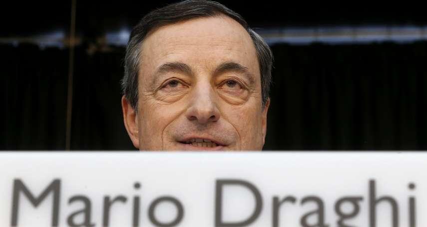 「超級瑪利歐」有望出任義大利新總理 挽救歐元危機的前歐洲央行行長獲邀組閣