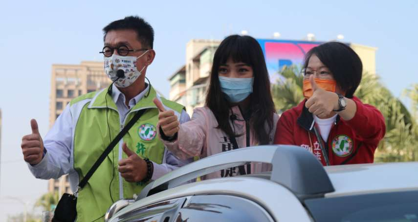 罷捷前夕》民進黨在地民代全員出動陪掃街、站路口 黃捷:有一點不知所措、緊張焦慮