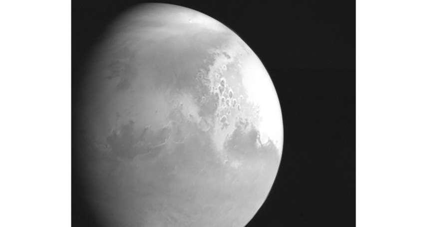 飛行202天、4億7500萬公里,中國「天問一號」探測器抵達火星!