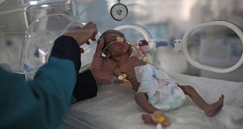 即使停戰,葉門也恐怕無法存續!內戰消滅整個世代,40萬孩童即將死於飢餓