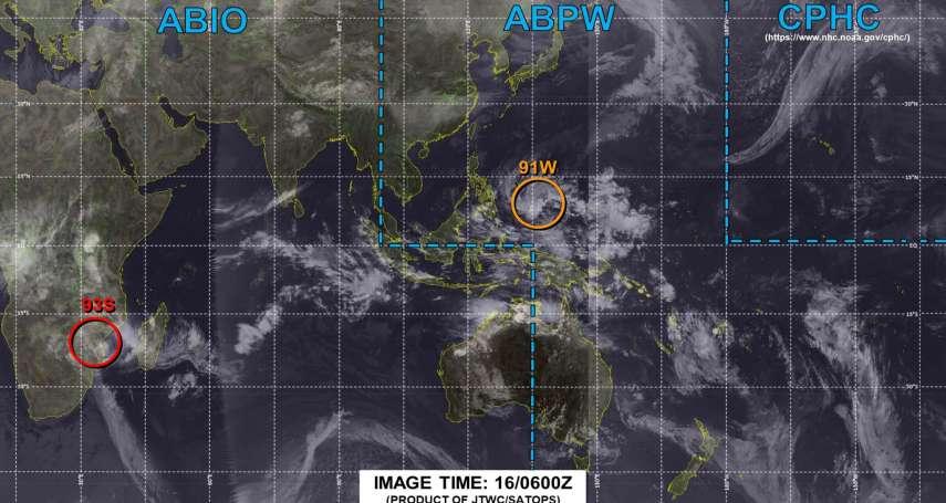 今年首颱恐將生成?專家曝「預測路徑」 氣象局回應了