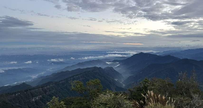 終結加里山「小白花」之亂!新竹林管處登山口試辦設置流動廁所