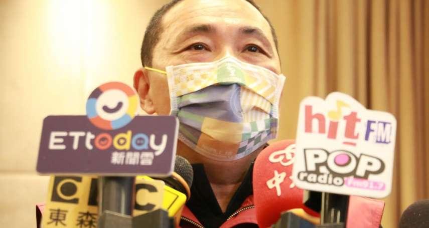 中央採購疫苗進度跟分配建議?侯友宜:快速把疫苗送回台灣給國人施打
