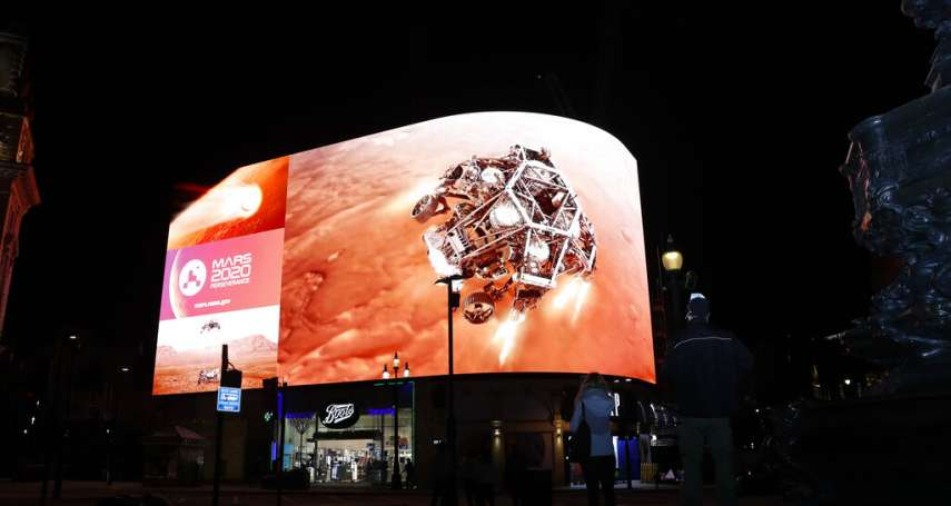 在火星上「開車」的男人:NASA毅力號操控者來自台灣! 工程師嚴正解密火星任務