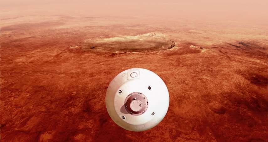在火星上成功製造氧氣! NASA「毅力號」創歷史