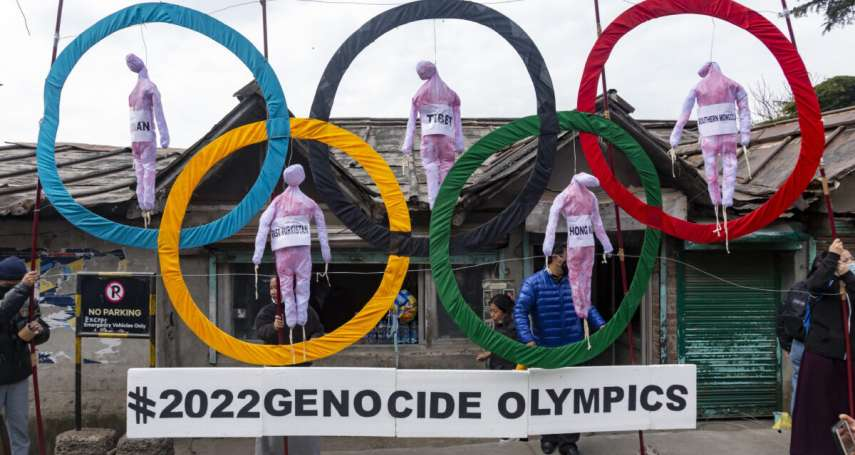 全球杯葛難擋?中國啟動2022北京冬奧測試計畫反制