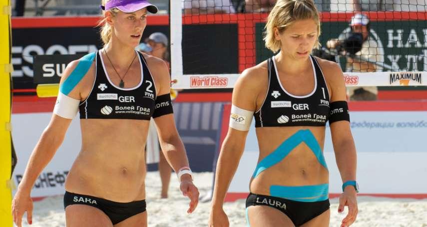 規定女選手穿及膝長褲、T恤打沙灘排球!德國女將不滿「比基尼禁令」 退賽抵制卡達錦標賽