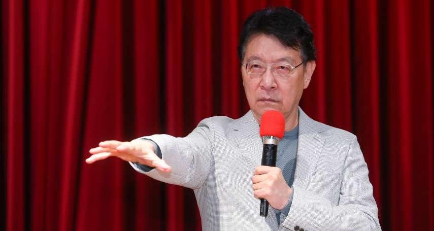 譏蔡政府「鳳梨民族主義」怎會怕中國?趙少康:了不起叫台積電徹南京廠