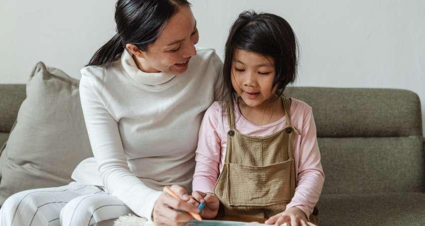 孩子對抗挫折的能力必須從小培養!心理師:比起責罵,父母更該做到這件事
