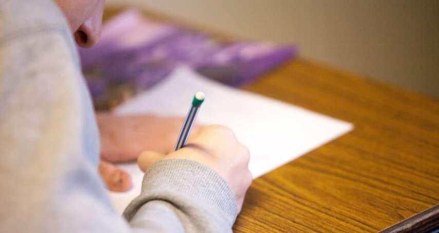 點教育》增加「非選擇題」的比率與題型,才能解決入學考試鑑別度的問題!