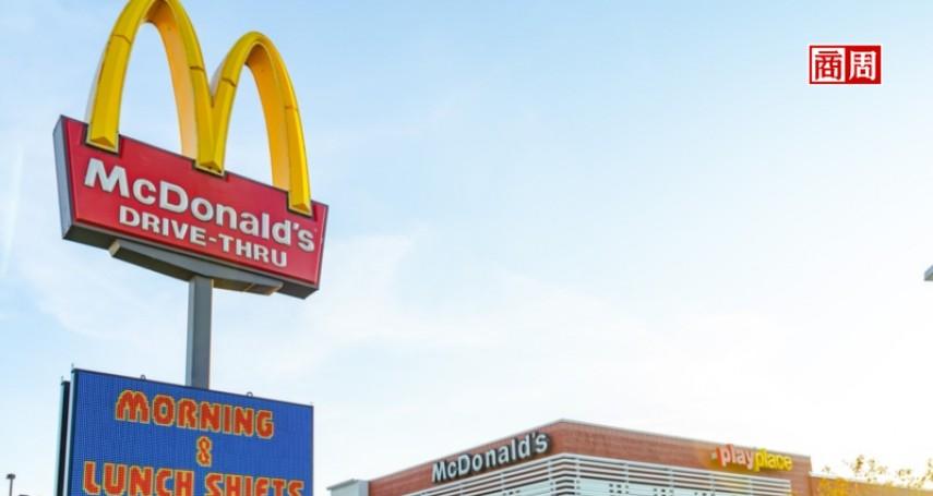 麥當勞反轉疫情大復活,關鍵藏在這張新菜單