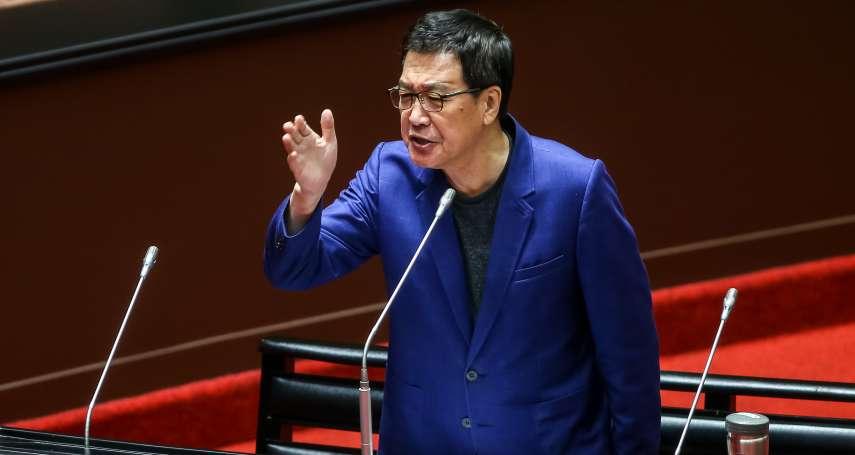 「中華電信要掏空將來銀行!」費鴻泰:有標案還沒過就伸手要1300萬